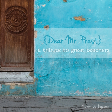 For anyone who has ever had a truly great teacher, and for all the teachers out there--thank you! #teacher #education #school