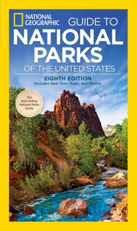 Book review: National Geographic Guide to the National Parks of the United States (8th Edition)